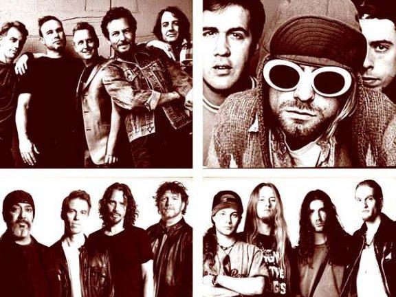 grunde, tipos de rock, estilo, look grunge, bandas y discos para escuchar