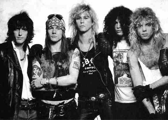 historia del rock, hard rock, tipos de rock, bandas de hard rock