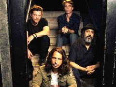 imagen de la banda soundgarden, foto de la banda de chris cornell de rock alternativo
