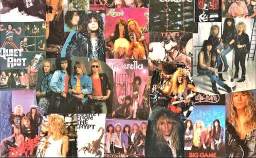 mejores bandas de rock de los 80s, grupos ochenteros