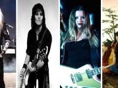 mejores bandas femeninas de rock, grupos de rock de mujeres