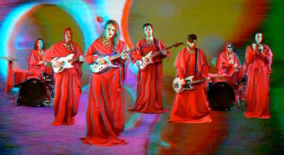 king gizzard & the lizard wizard integrantes de la banda de rock de australia